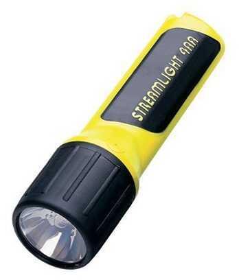 Streamlight 4AA W/O Alkaline Batteries, Yellow Md: 68250