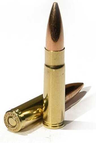 300 BlackOut 220gr MatchKing HPBT SubSonic (Per 20) Md: 300BLKSUB220BTHP20 Ammunition
