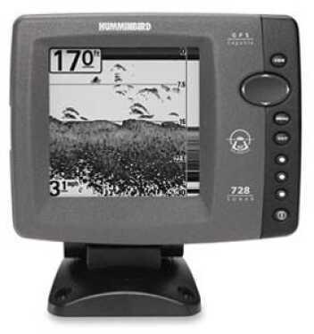 728 Sonar 640 X 320 Big Screen Fish Finder Md: 407390-1