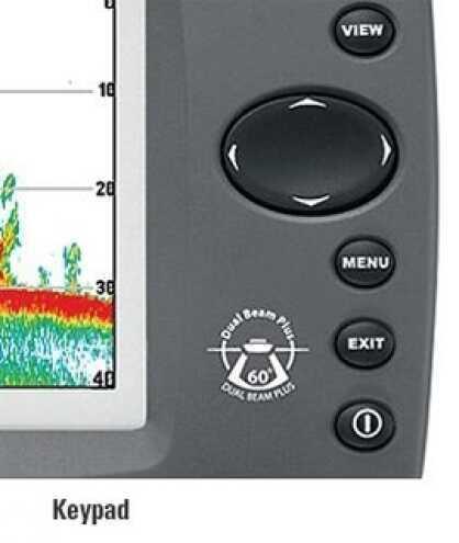 345C Color Sonar Non-Portable Md: 407660-1