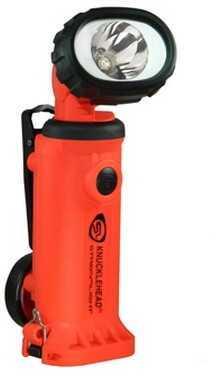 Streamlight Knucklehead Light Spot W/120V AC, 12V Dc, Orange Md: 90757