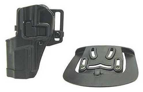 Blackhawk Serpa Cf, Belt & Paddle Holster, Plain Matte Black Finish Left Hand FN 5.7 USG Md: 410518Bk-L