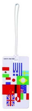 Luggage Tag International Flag Md: Id29