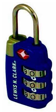 Travel Sentry Combo Lock, Large Blue Md: TSA23BLU