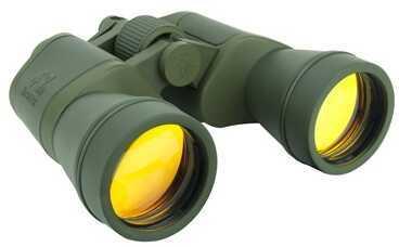 Binoculars 10X50, Olive Drab Green, Ruby Lens Md: Bc1050R