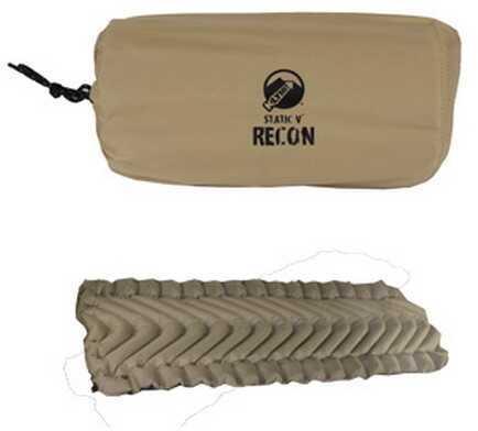 Klymit Static V Recon Sleeping Pad Coyote-Sand Model: 06SVCY01C
