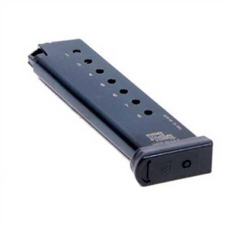 Smith & Wesson 645, 4506, 4566, & 4586 Series, .45 ACP Magazine 8 Round Blued Md: SMI 12
