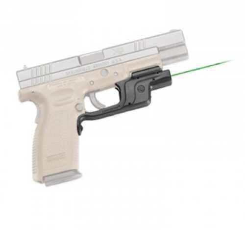 Crimson TraceGreen Laserguard Springfield, FS XDM & XD Md: Lg-453