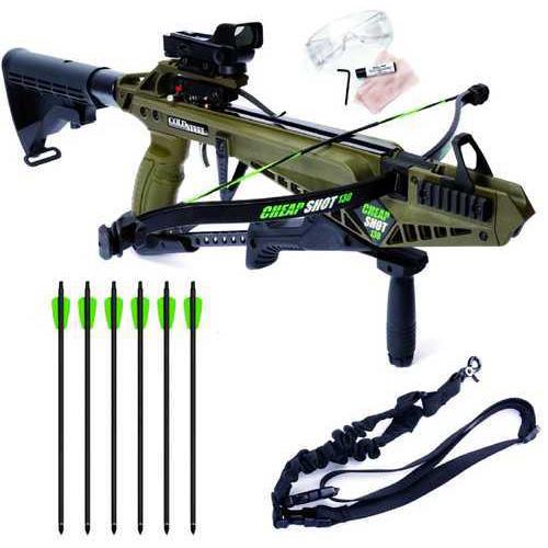 Cold Steel Cheap Shot 130 Crossbow - Crossbows at GunBroker