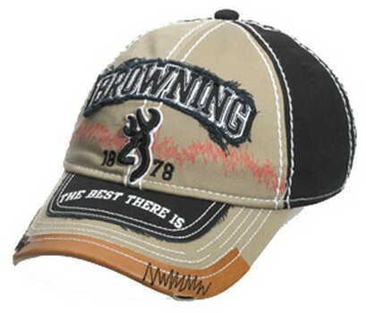 Browning Elk Ridge Cap Tan Md: 308236681