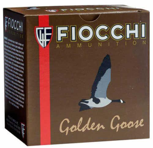 "Fiocchi Golden Goose 12Ga 3.5"" 1 5/8Oz #2 Ammunition 1235GG2"