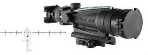 ACOG 3.5X35 Scope, Dual Illuminated Green Horseshoe/Dot M249 Ballistic Reticle W/ GDI Mount And ARD Ta11MGO-M249