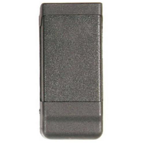 Blackhawk Single Mag Case - Double Row - Matte Finish Md: 410600PBK