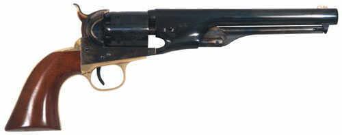 "Cimarron 1861 Navy Brass BS/TG Civilian .36 Caliber 7 1/2"""
