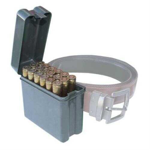 MTM Belt Carrier Ammo Box 20Rd .17-6X47