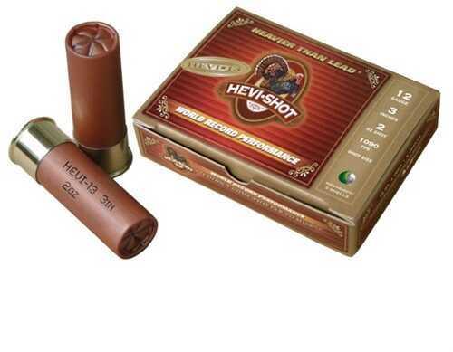 HEVI-Shot HEVI-13 12Ga 3'' 1-3/4Oz #6 5/Bx (5 rounds Per Box)