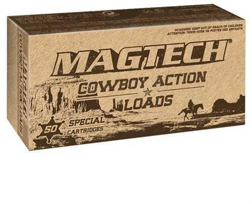 Magtech Ammo 44-40 Winchester LFN 200 Grain Cowboy 50/Box (50 rounds Per Box)