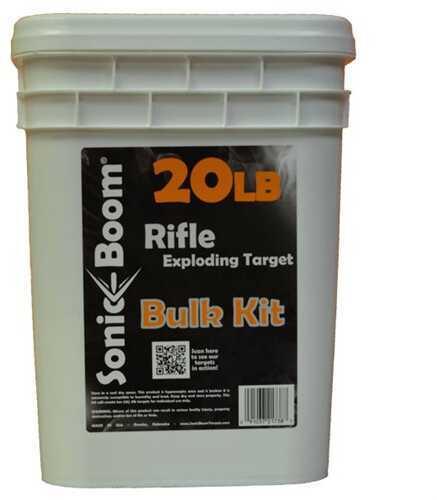 Sonic Boom TargetsSonic Boom 20Lb Bulk Rifle Target Kit