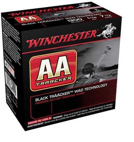 Winchester AA Traacker 20 Gauge 2.75'' 7/8Oz #7.5 25/Bx (25 rounds Per Box)