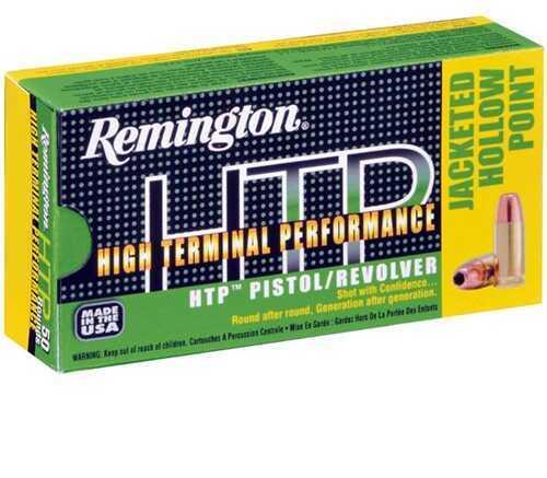 Remington HTP 44 Remington 240 Grain SP 50/Bx (50 rounds Per Box)