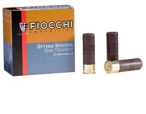 Fiocchi Hi Velocity 12 Gauge 3'' 1-3/4Oz #6 25/Box Ammo