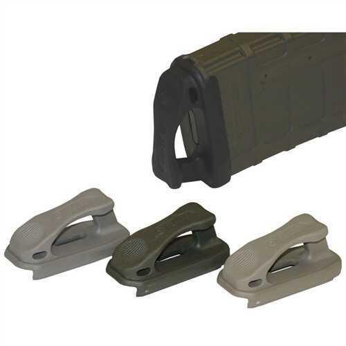 Magpul Mag212-Black Ranger Plate Gen M2 MOE 5.56X45mm AR/M4 Polymer Black 3Pk