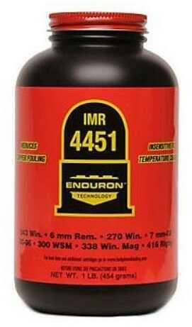IMR Powder 4451 1Lb
