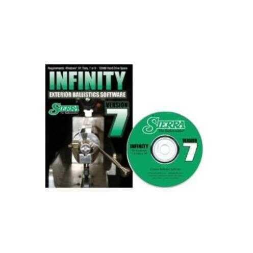 Sierra Infinity ExtBallistic V7Cd Md: 0701