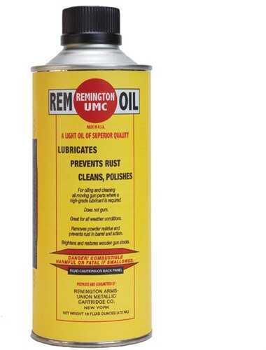 Remington Oil 100Th Anniversary Replica Can 16 Oz
