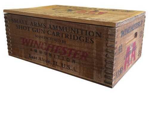 Winchester AA 12 Gauge 2.75'' 1-1/8Oz #8 Wood Box 250/Bx (250 rounds Per Box)