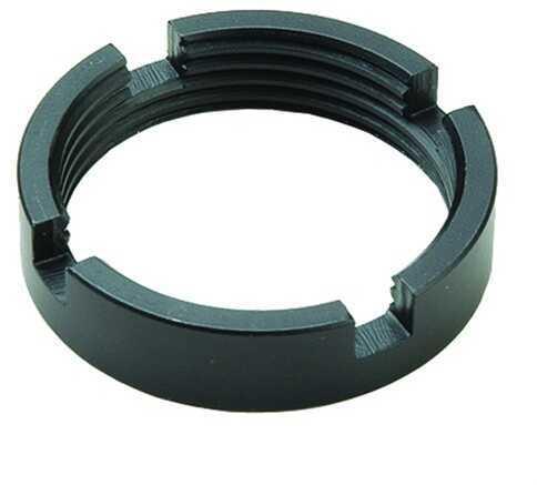 Advanced Technology A5101020 AR-15 Castle Nut Steel Black