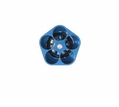 Model:  Caliber: 357 Mag Caliber2: 38 Special Finish/Color: Blue Capacity: 5Rd Fit: J Frame Type: Speedloader Manufacturer: Pachmayr Model:  Mfg Number: 02650