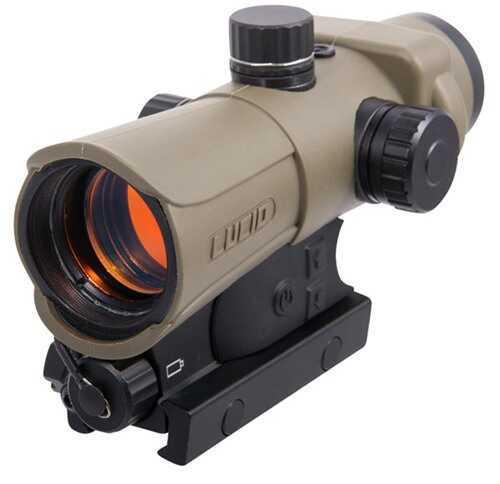 Brownells Lucid Optics HD7 Red Dot Sight, Flat Dark Earth