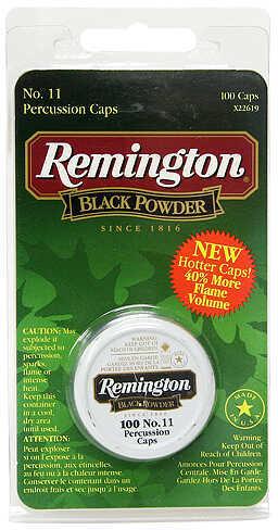 Remington #10 Percussion Cap 100 Per Tin