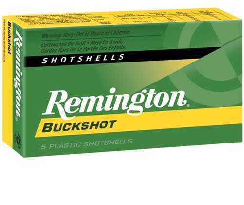 Remington Express Buckshot 12Ga 2.75'' 16 Pel #1B 5/Bx