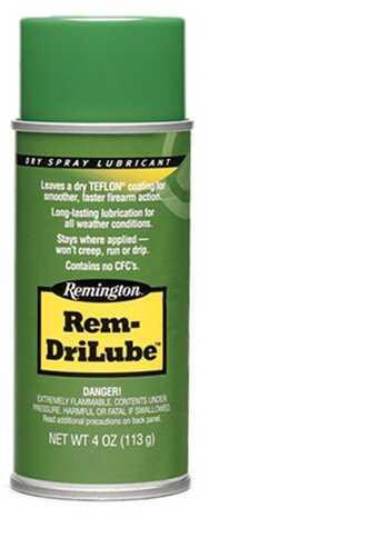 Remington Drilube 4Oz Can