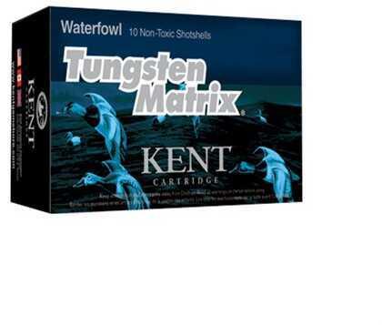 Kent Tungsten Matrix Waterfowl 12 Gauge 3'' #5 10/Box (10 rounds Per Box)