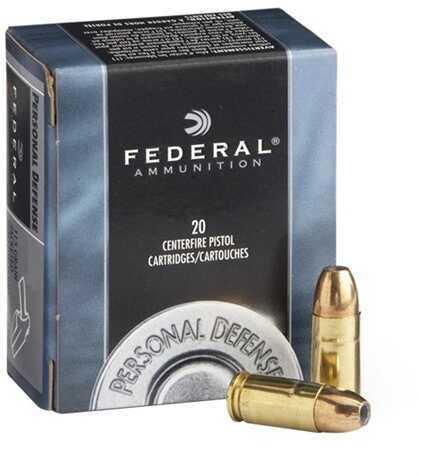 Federal 357 Magnum 357 Mag 125 Grain Hi-Shok Jacketed Hollow Point Ammunition Md: C357B