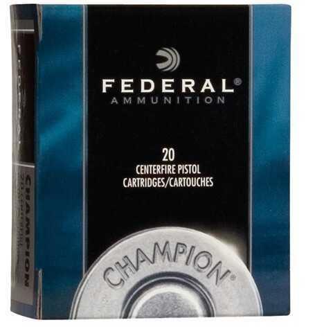 Federal 45 Colt 225 Grain Semi-Wad Cutter HP Per 20 Ammunition Md: C45LCA