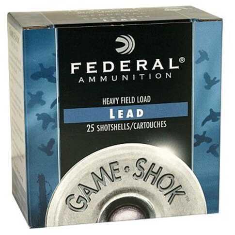 "Federal .410 Gauge 3"" Max Dram 11/16Oz 5 Shot Per 25 Ammunition Md: H4135"
