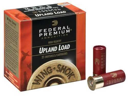 Federal Wing Shok Magnum 20Ga 2.75'' 1-1/8Oz #6 25/Bx (25 rounds Per Box)