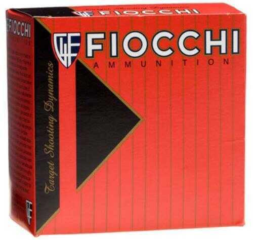 Fiocchi Target Loads-Trap,Skeet & Sporting Clays 12Ga 2 3/4'' Ammo