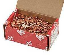 Hornady 44 Caliber .430 Diameter Gas Checks 1000 Count