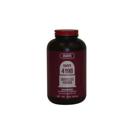 IMR Powder 4198 Smokeless 1 Lb