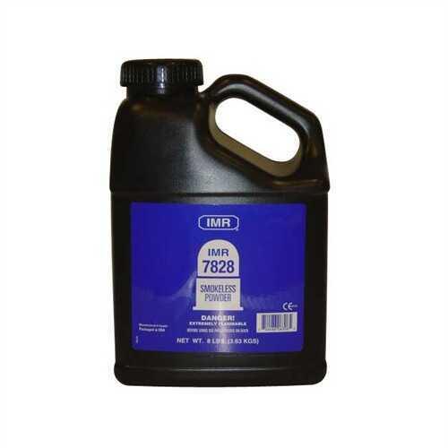 IMR Powder 7828 Smokeless 8 Lb