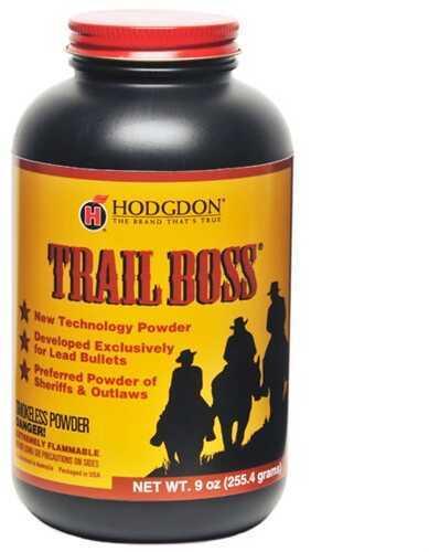 Hodgdon Trail Boss Powder 9 Oz
