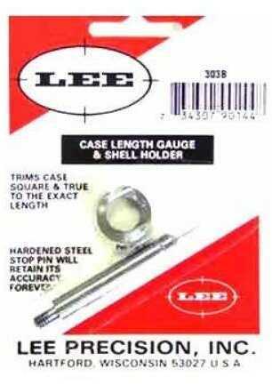 Lee 303 British Case Length Gauge/Shell Holder Md: 90144