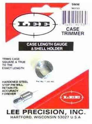 Lee 9MM Luger Case Length Gauge/Shell Holder Md: 90153