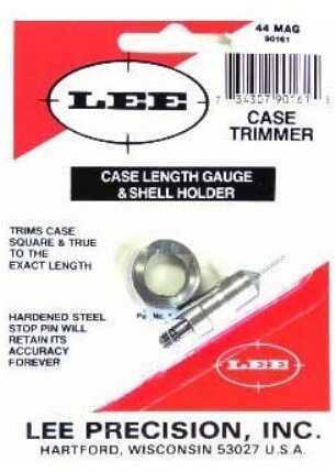 Lee 44 Rem Mag. Case Length Gauge/Shell Holder Md: 90161