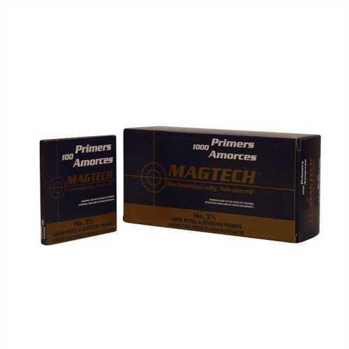Magtech Large Pistol Primer 2 1/2
